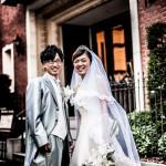 結婚して何年たっても笑顔で過ごせるように。