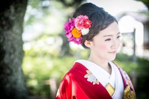 京都ロケーション撮影 和装