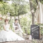 手作りアイテムで一生の思い出になる結婚式を演出