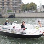 大阪の結婚式はブライダルカーで注目を集めよう