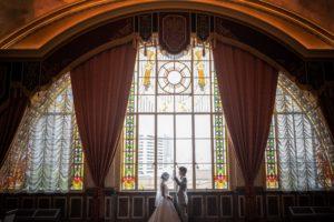 フォトウェディング,結婚写真,ドレス,ロケ,大阪,中央公会堂