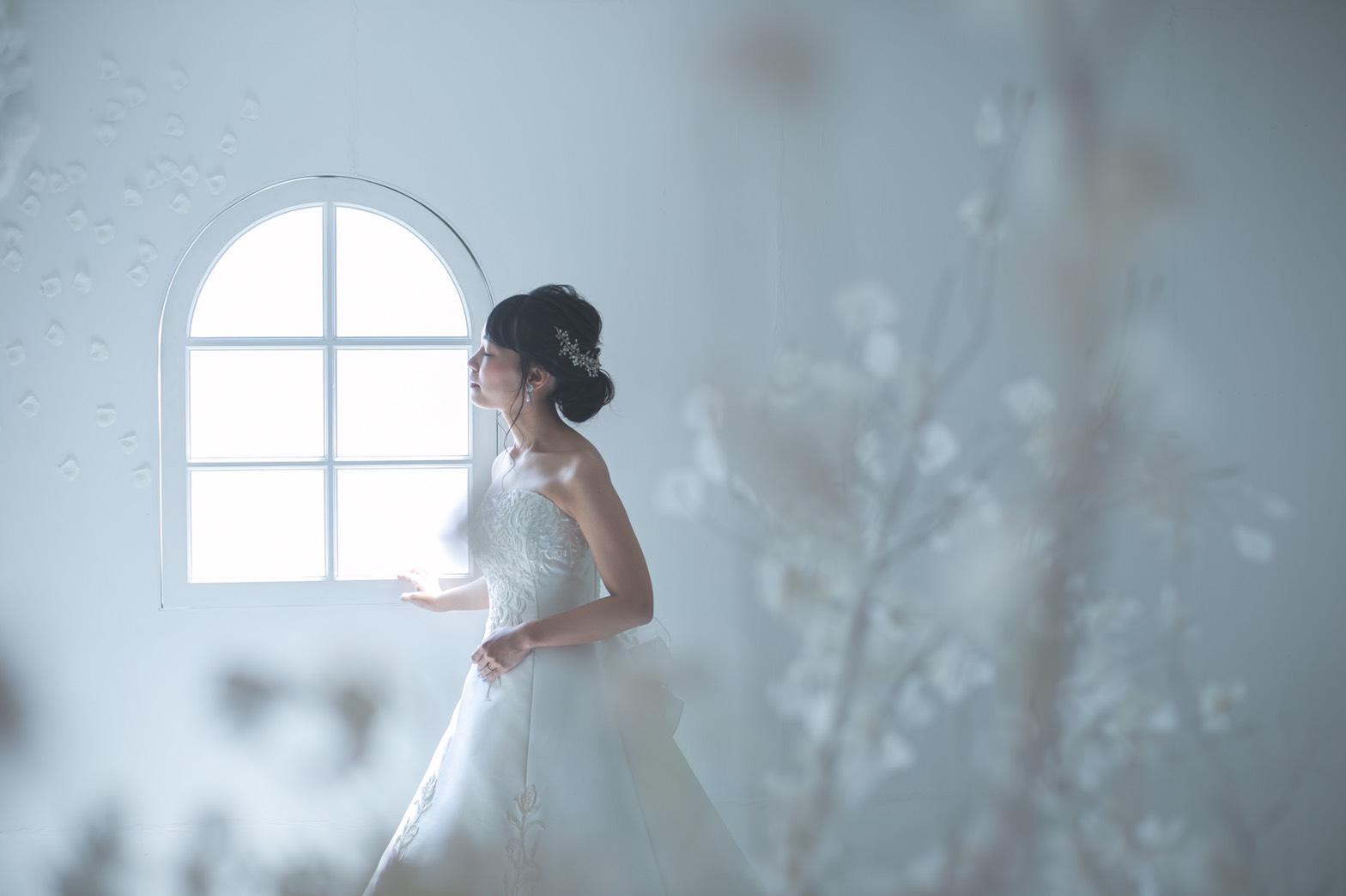 フォトウェディング,結婚写真,ドレス,大阪,ソロウェディング