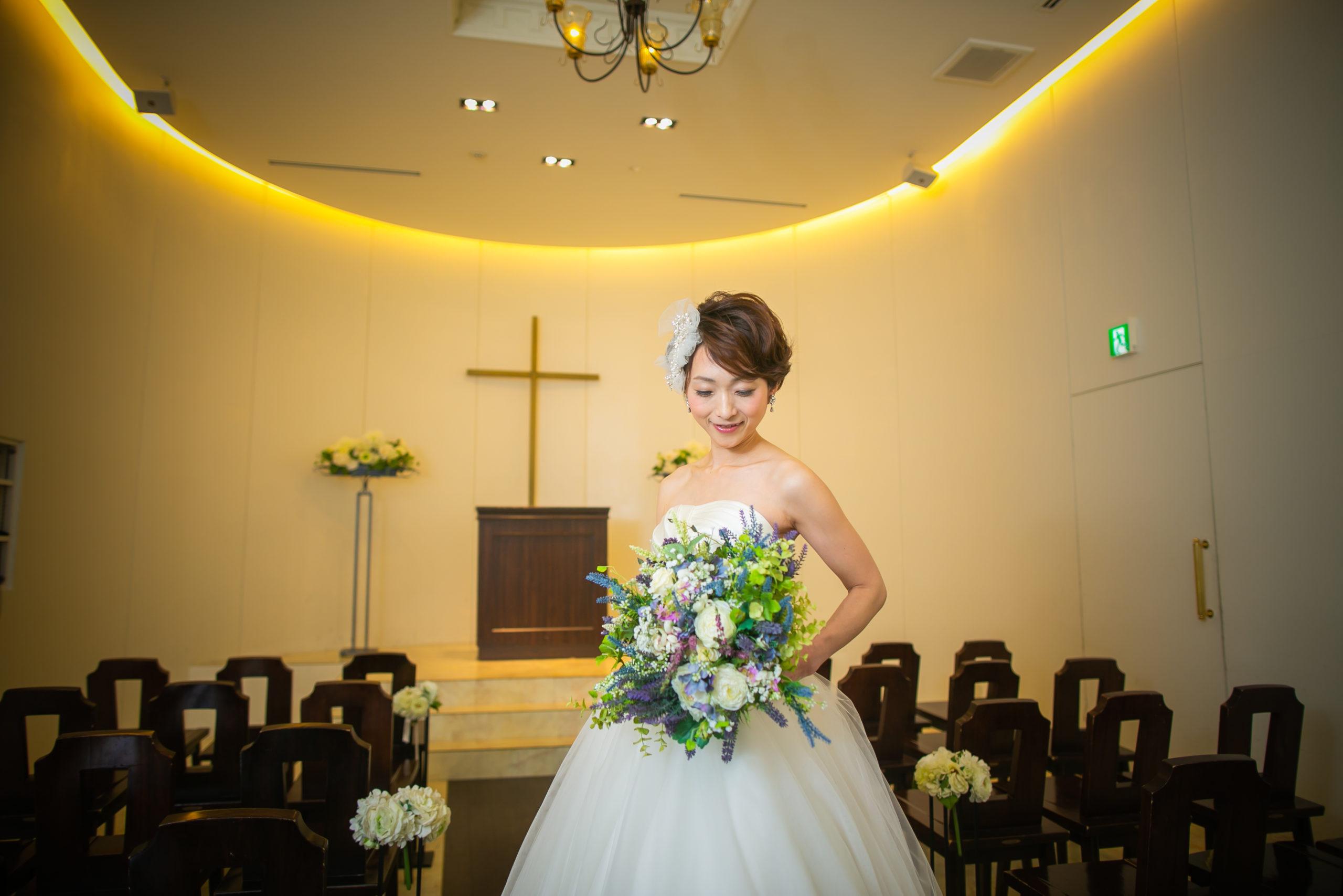 フォトウェディング,結婚写真,大阪,ドレス,ロケ,チャペル